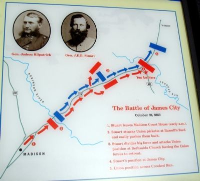 Close-up of Map on Marker image. Click for full size.