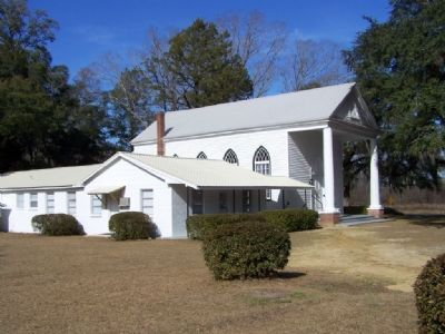 Robertville Baptist Church image. Click for full size.
