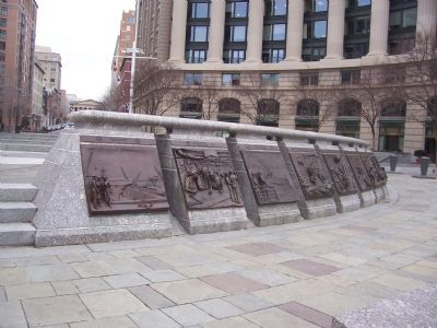 Navy Memorial Plaza image. Click for full size.