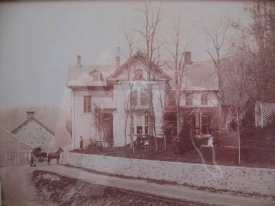 Vintage photo of Solitude House Photo, Click for full size