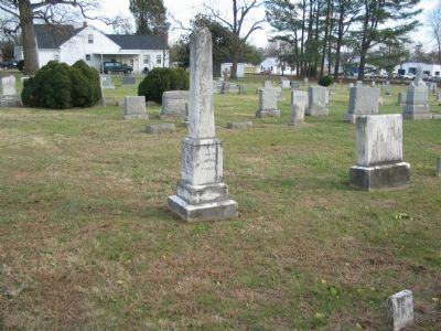 The Towles Brothers Grave Site image. Click for full size.