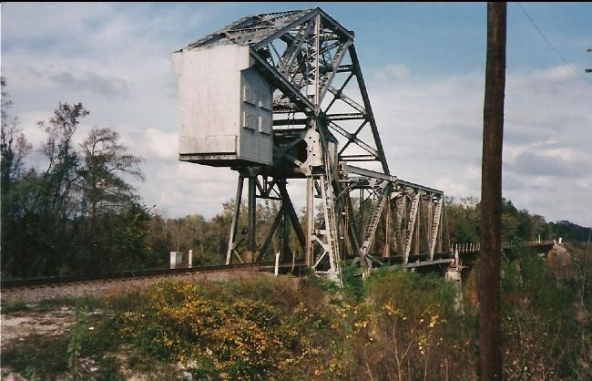 The Altamaha River Bridge at Doctor Town Photo, Click for full size