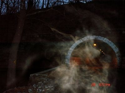 The Arches are Hotspots for Paranormal Activity Photo, Click for full size