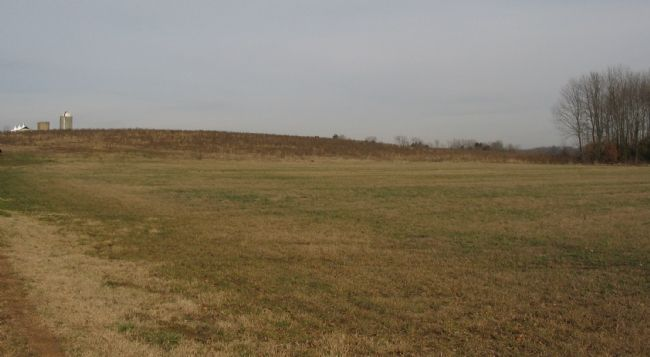 Artillery Position and Defensive Line Photo, Click for full size