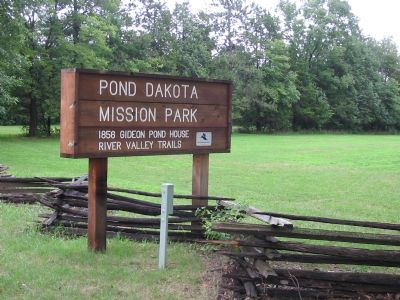 Park Entrance Sign image. Click for full size.