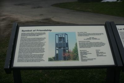 Symbol of Friendship Marker Photo, Click for full size