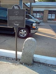 Marker and milestone 6 image. Click for full size.