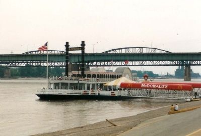 St. Louis, A River Port City Photo, Click for full size