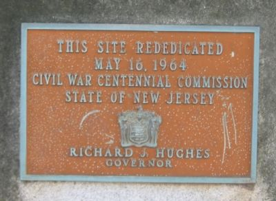 Rededication Marker image. Click for full size.