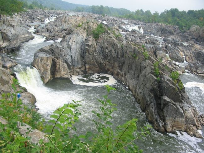 The Great Falls of the Potomac image. Click for full size.