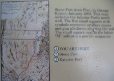 Stone Fort Plan image. Click for full size.