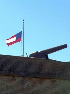 Fort Pulaski image. Click for full size.