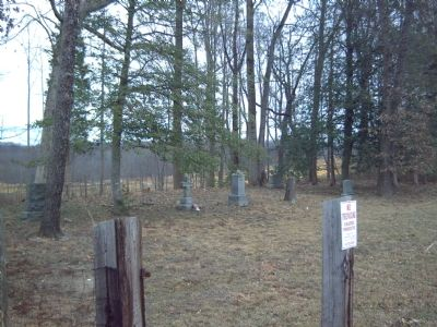 The Primmer Family Cemetery image. Click for full size.