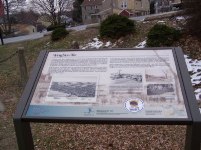 Wrightsville Marker image. Click for full size.