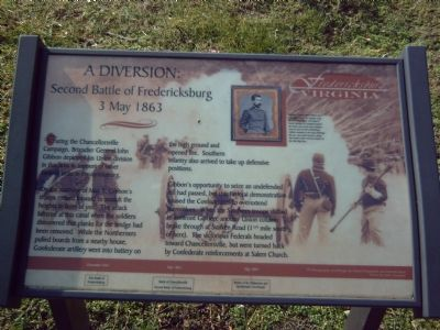 A Diversion Marker image. Click for full size.