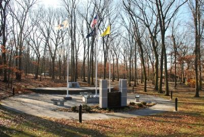 Sayreville 9-11 Memorial Marker image. Click for full size.