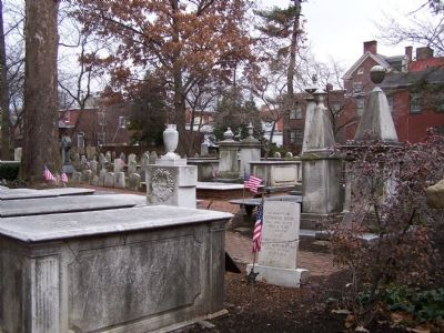 St. James' Cemetery image. Click for full size.