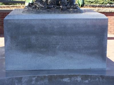 African American Monument Marker image. Click for full size.