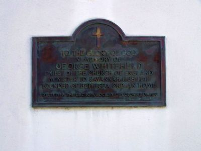 Plaque at right door image. Click for full size.