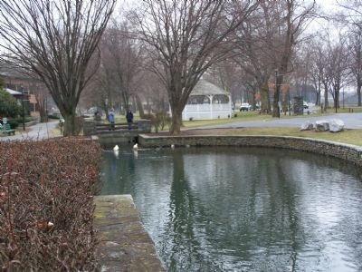 Lititz Spring Park image. Click for full size.