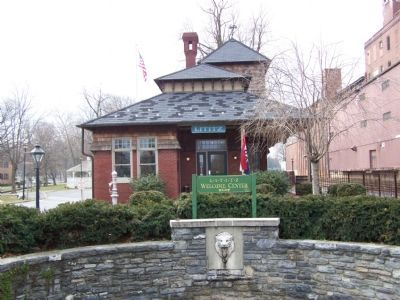 Lititz Welcome Center image. Click for full size.