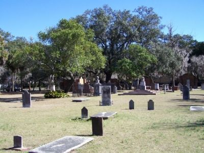 partial view of Colonial Park Cemetery image. Click for full size.
