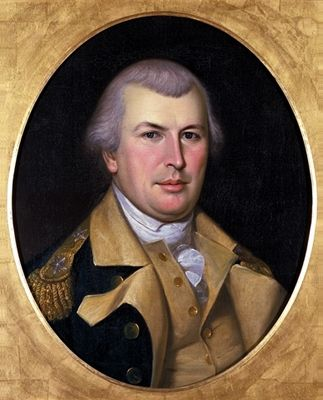 Nathanael Greene image. Click for full size.