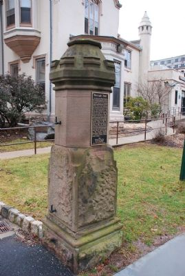View of Marker from Sidewalk image. Click for full size.