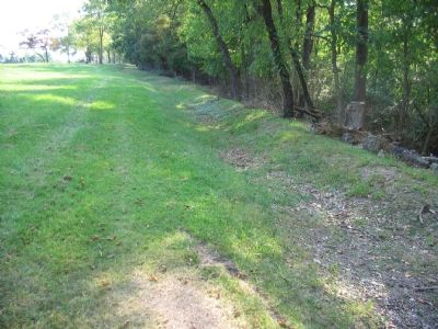 Infantry Trenches on Bolivar Heights Photo, Click for full size