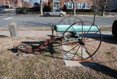 Side View of Cannon image. Click for full size.