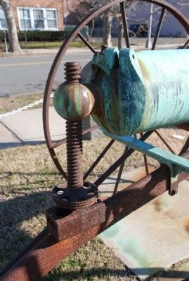 Cannon Elevation Mechanism image. Click for full size.