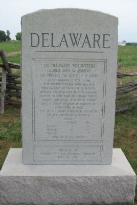 Delaware Monument image. Click for full size.