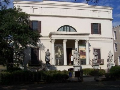 The Museum National Register of Historic Places: Photo, Click for full size