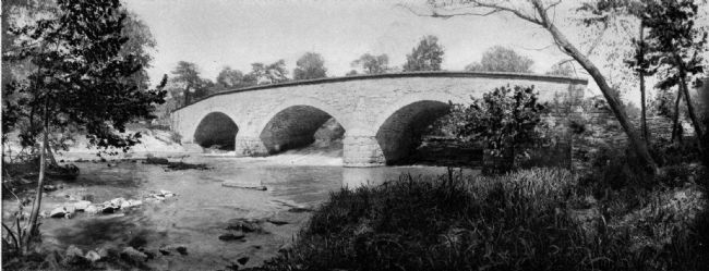 Funkstown Bridge No. 2, circa 1910 Photo, Click for full size