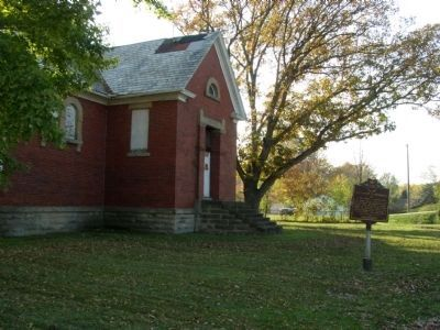 Old District 10 Schoolhouse image. Click for full size.