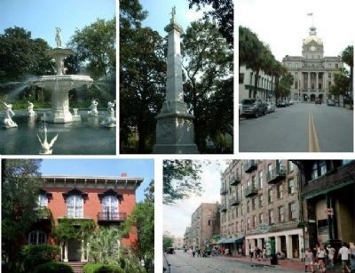Icons of Historic Savannah image. Click for full size.