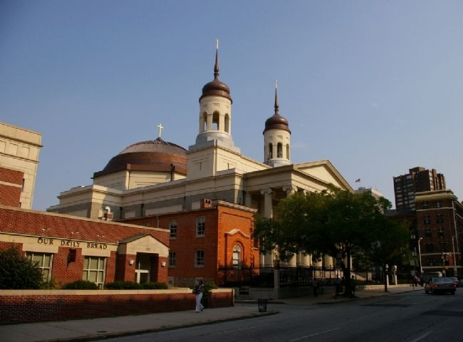 The Baltimore Basilica image. Click for full size.