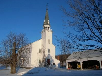 Christ Episcopal Church, Duanesburg image. Click for full size.