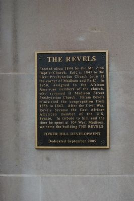 The Revels Marker image. Click for full size.
