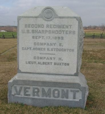 Second Regiment Monument image. Click for full size.