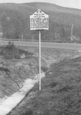 Previous site of the marker image. Click for full size.
