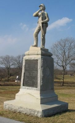 7th Regiment Pennsylvania Monument Photo, Click for full size