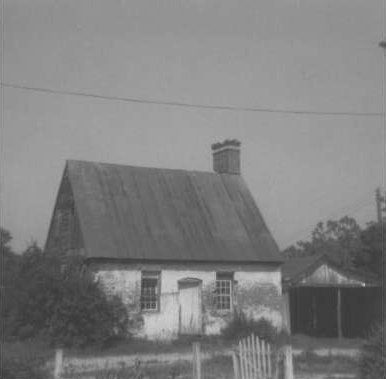 Outbuilding, Cliffton image. Click for full size.