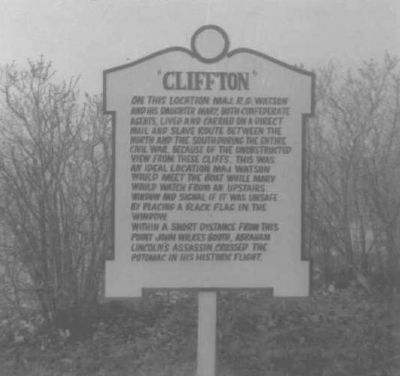 """Cliffton"" Marker image. Click for full size."