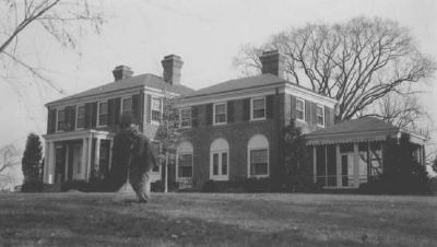 Stagwell, in 1939 image. Click for full size.