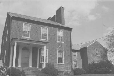 Middle Plantation house Photo, Click for full size