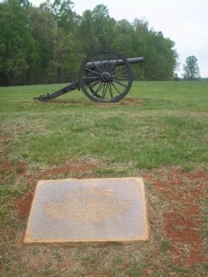 Union Battery captured by North Carolina troops image. Click for full size.