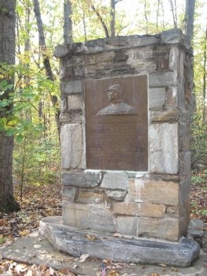 Wadsworth Wounding Monument image. Click for full size.