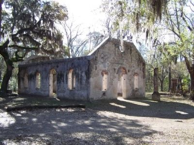 Chapel of Ease Ruins Photo, Click for full size