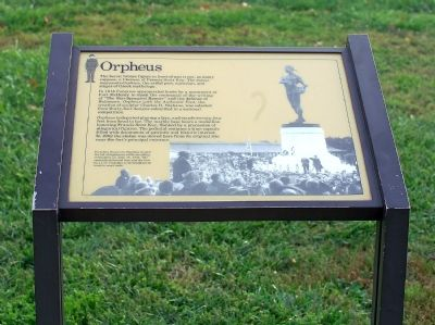 Orpheus Marker image. Click for full size.